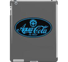 Aqua cola iPad Case/Skin