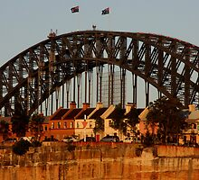 The Bridge and The Rocks (Sydney) by BGpix