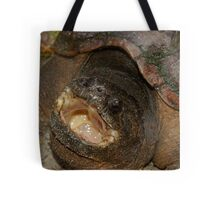 Florida Snapping Turtle Tote Bag