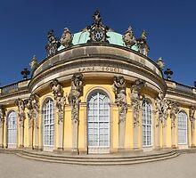 Sans Souci Palace by Emma Holmes