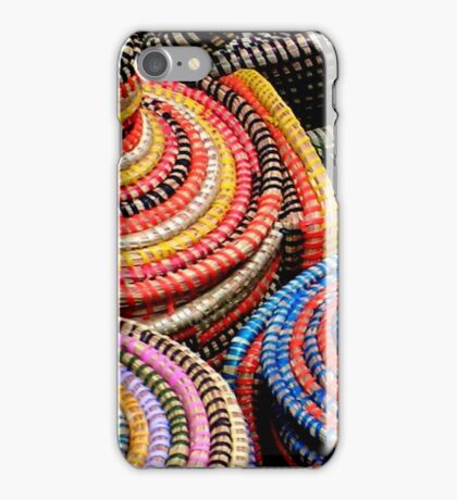Baskets iPhone Case/Skin