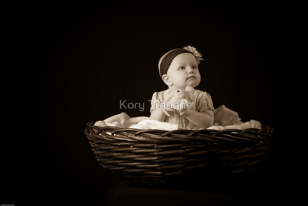 Precious in a Basket by Kory Trapane