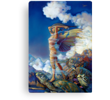 Rapture and the Ecstasea Canvas Print