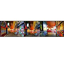 Hosier Lane Photographic Print