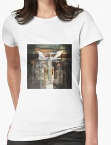 No Title 27 Womens Fitted T-Shirt