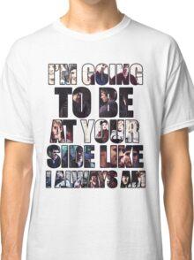 Merthur quote Classic T-Shirt