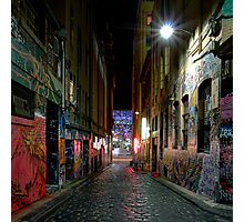 Graffiti Gallery Photographic Print