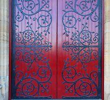 St Paul's Doors by Emma Holmes