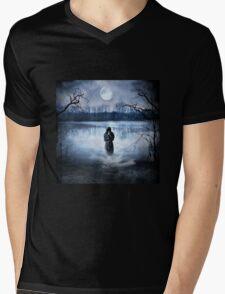 No Title 12 Mens V-Neck T-Shirt