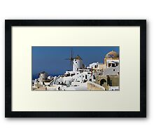 Romantic Point Of View Framed Print