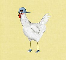 Spring Chicken by Sophie Corrigan