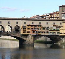 Ponte Vecchio by Emma Holmes