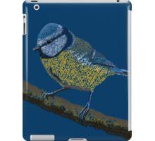Birds - Blue tit iPad Case/Skin