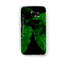7DAY's Of SUMMER- NATURE COLLECTION-Eco green Samsung Galaxy Case/Skin