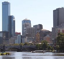 Moomba Melbourne  by Emma Holmes