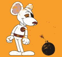 Danger Mouse by mr-tee