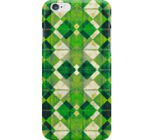Abstract garden iPhone Case/Skin