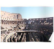Amphitheatrum Flavium Poster