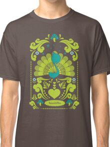 peacocks Classic T-Shirt