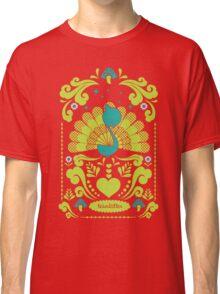 peacocks Classic T-Shirt