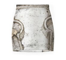 Messy Tyke Art Mini Skirt