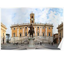 Palazzo Senatorio Poster