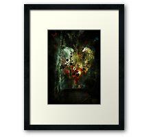 Heart of All Framed Print