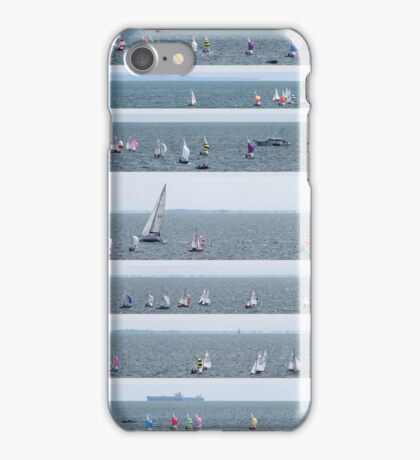 Race Day iPhone Case/Skin