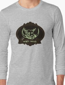 Hog's Head Long Sleeve T-Shirt