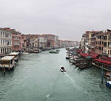 Grand Canal by Emma Holmes