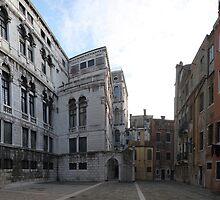 Quiet In Venice by Emma Holmes