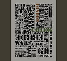 Writer's Block • London Calling - Grey T-Shirt