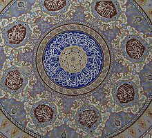 Mosque roof, Edirne, Turkey by nnbjmalik
