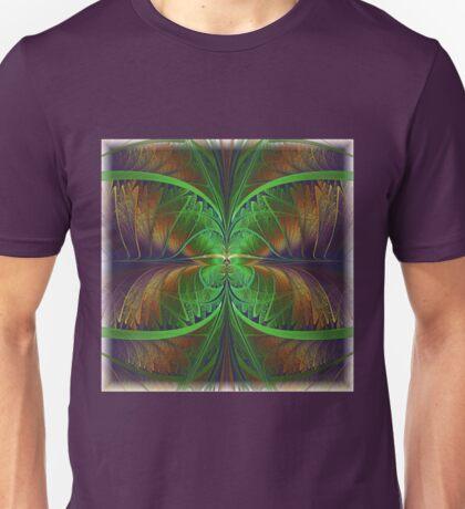 Breached Lines Unisex T-Shirt