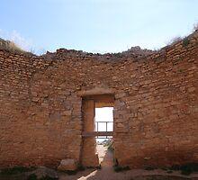 Inside Tomb by Emma Holmes