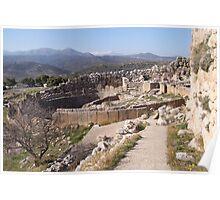 Mycenae Poster