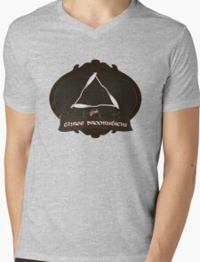 The Three Broomsticks Mens V-Neck T-Shirt