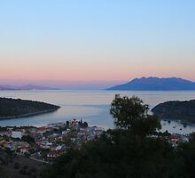 Gulf of Corinth by Emma Holmes