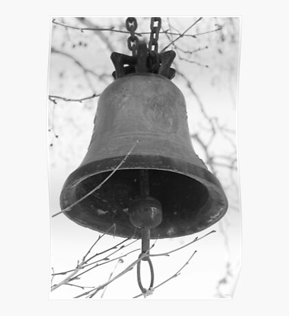 Church Bell, Tree Bell Poster