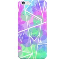 Spots and Triangles iPhone Case/Skin