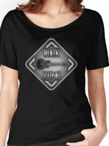 Rock Zone Silver Women's Relaxed Fit T-Shirt