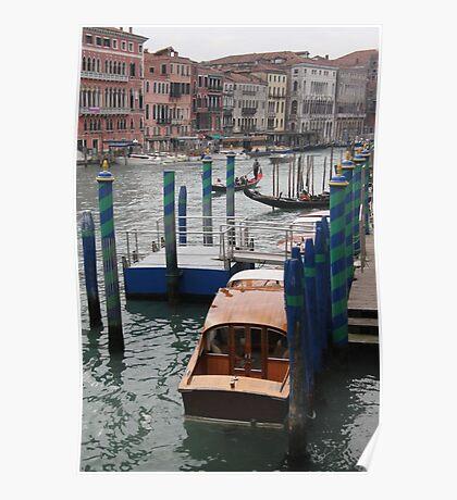 Venetian Vista Poster