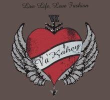 Va'Kahey Heart by Tee Vic