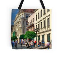 Only pedestrians Tote Bag