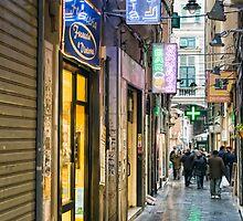 Alleys of Genoa 1 by oreundici