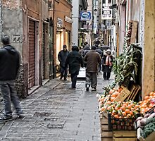 Alley of Genoa 2 by oreundici