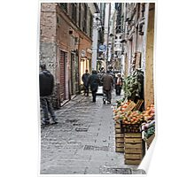 Alley of Genoa 2 Poster
