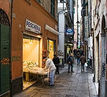 Alleys of Genoa 3 by oreundici