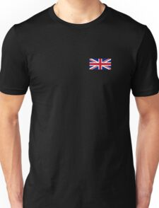 Flag of Great Britain - UK Flag Duvet Cover Sticker and Shirt Unisex T-Shirt