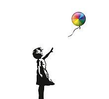 Banksy meets Apple by pedrote11